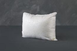 Подушка мягкая из тика и искусственного волокна MIRTEX (МИРТЕКС) купить в Полтаве Украина