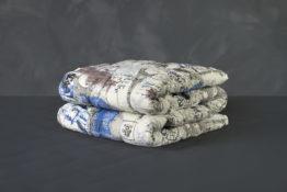 Купить зимнее стеганое шерстяное одеяло MIRTEX