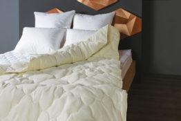 Купить зимнее стеганое шерстяное одеяло MIRTEX (МИРТЕКС) Украина Полтава
