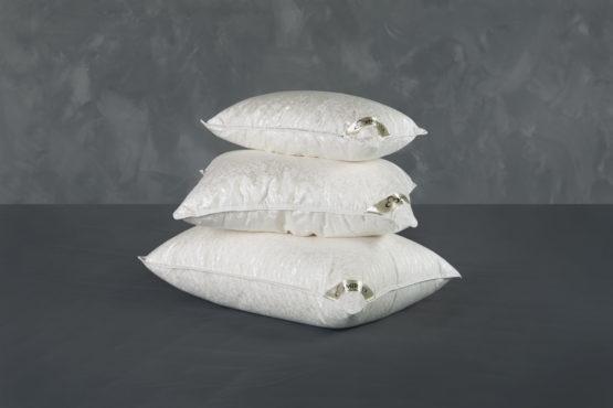 Купить подушку из тика и искусственного волокна MIRTEX (МИРТЕКС) в Полтаве Украина